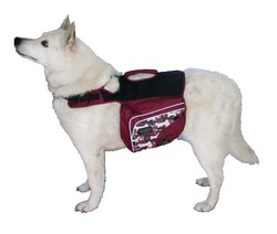 Dog Backpacks: Excursion Dog Pack - Med